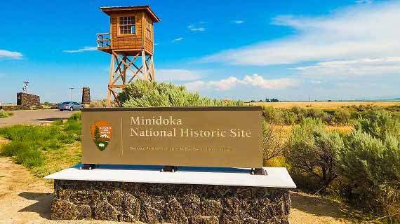 minidoka singles Americans from the west coast in the largest single forced relocation in us  history,  yasui spent several months in jail and was then sent to the minidoka.